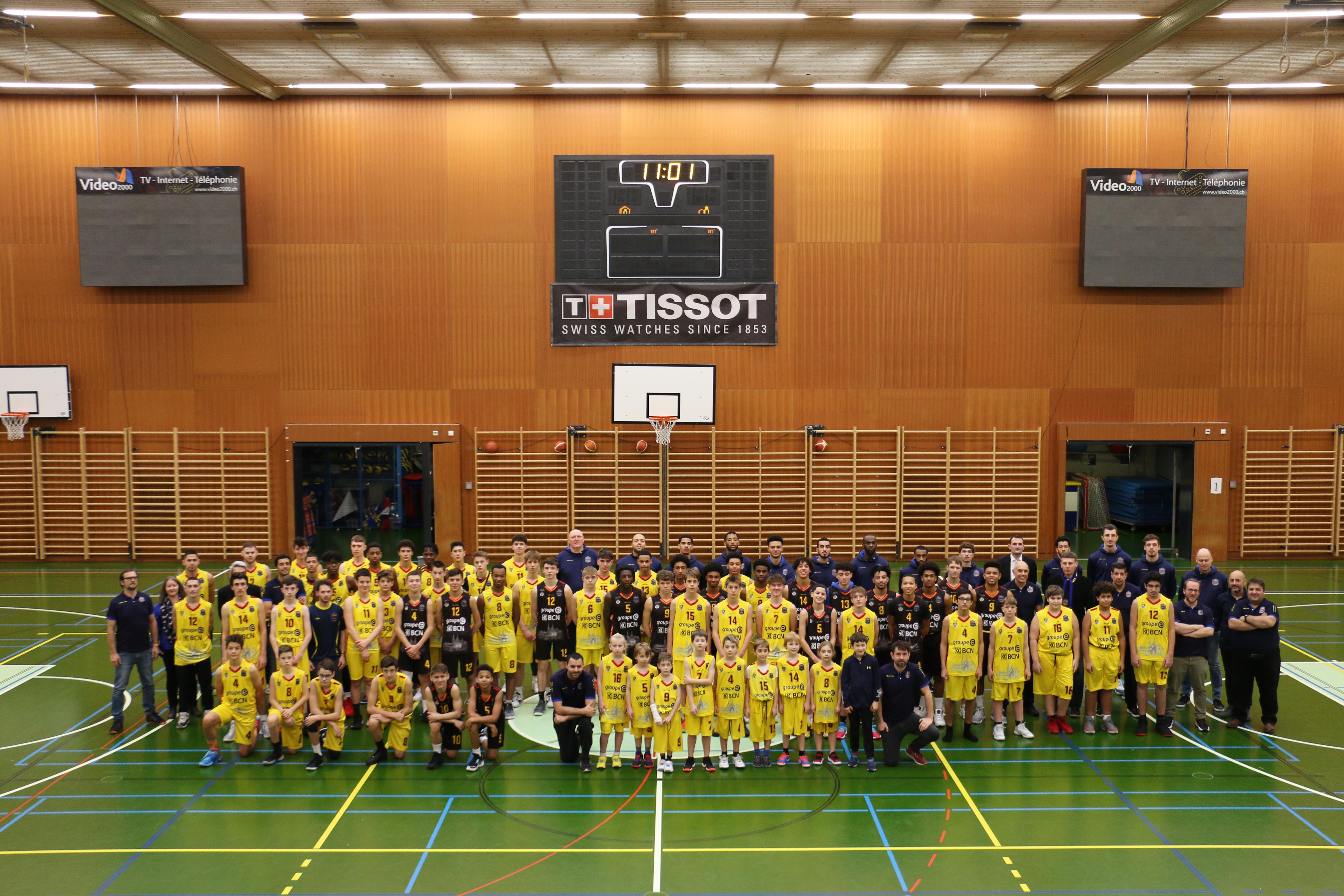 Union Neuchâtel Basket