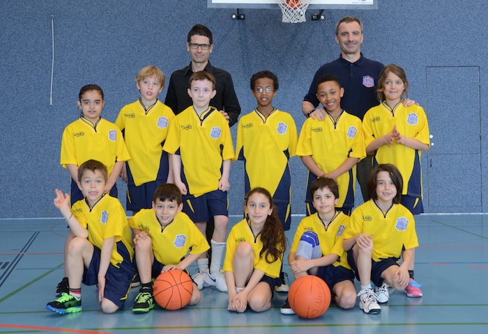 Equipe U10 2013-2014