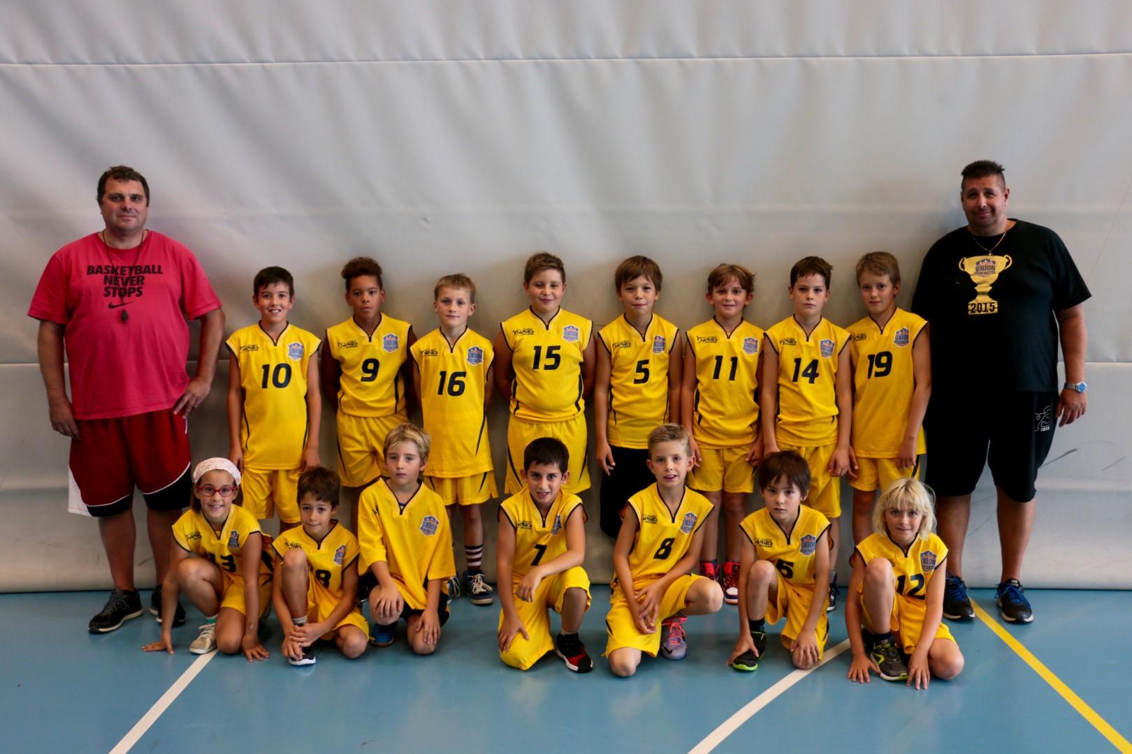 Equipe U10