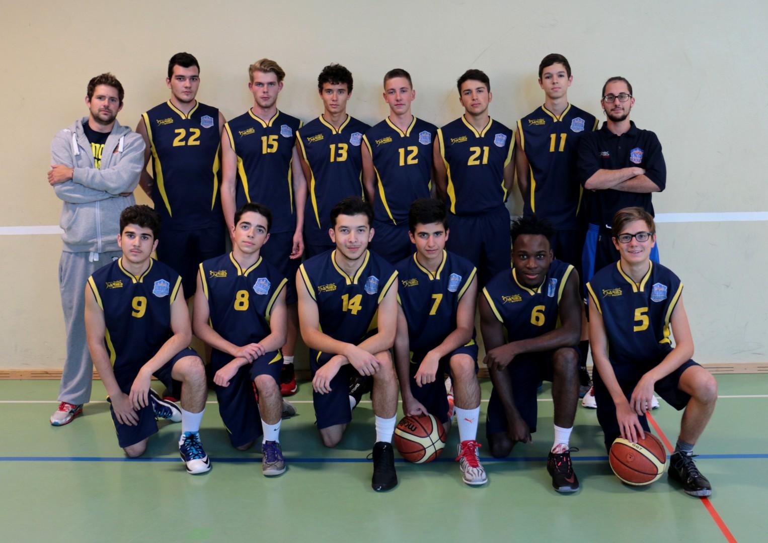 U19 Masculins COBB