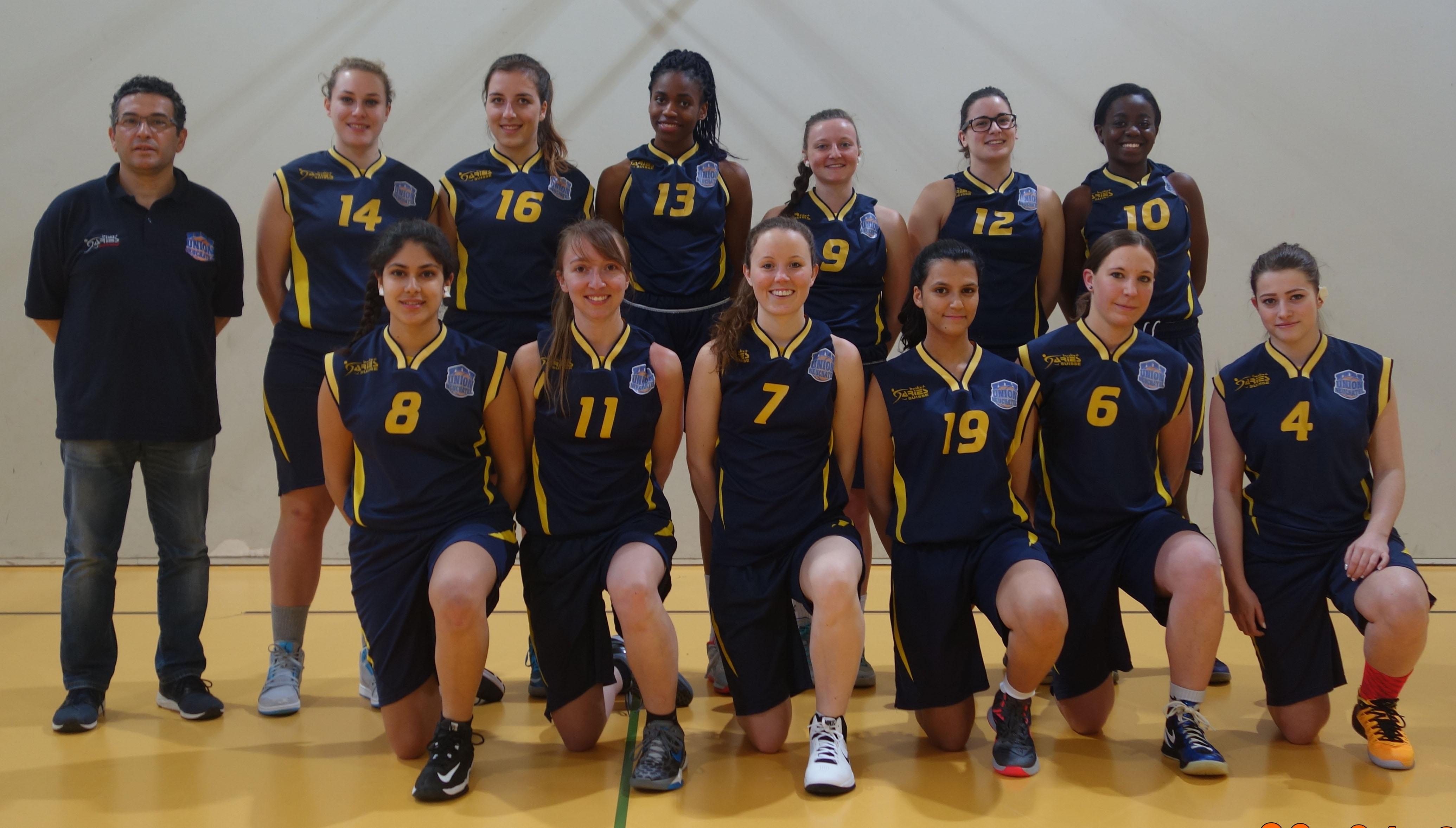 3ème ligue Féminine