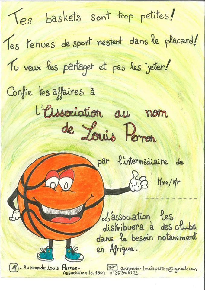 Au Nom De Louis Perron
