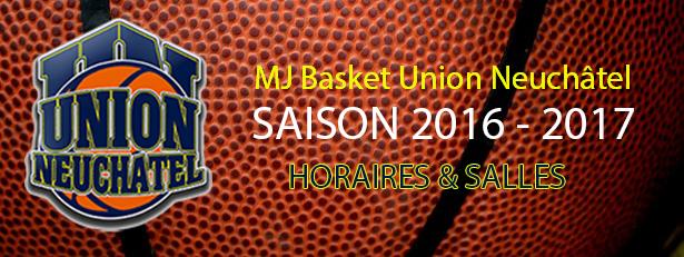 Saison 2016-2017