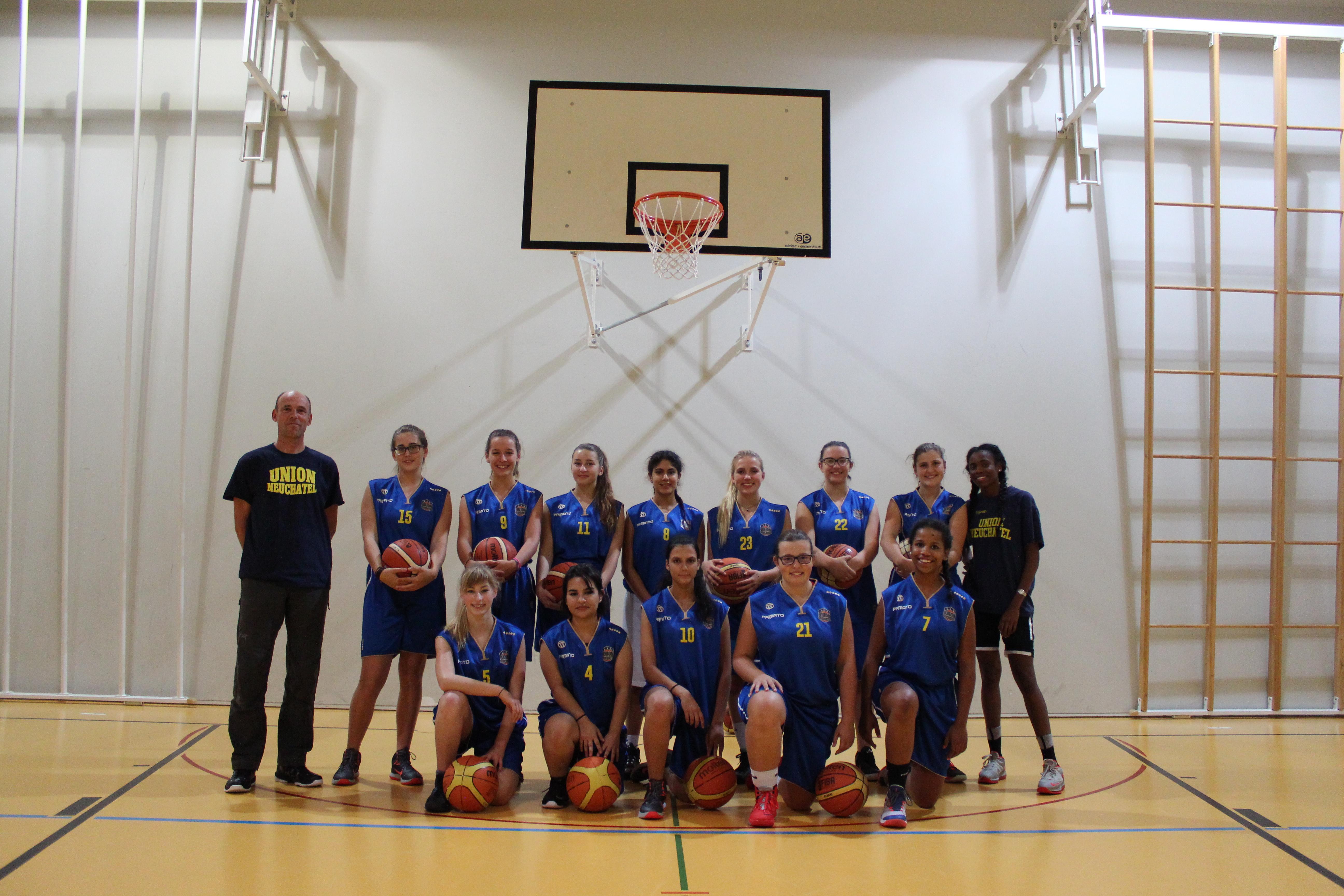 U19F - Juniors
