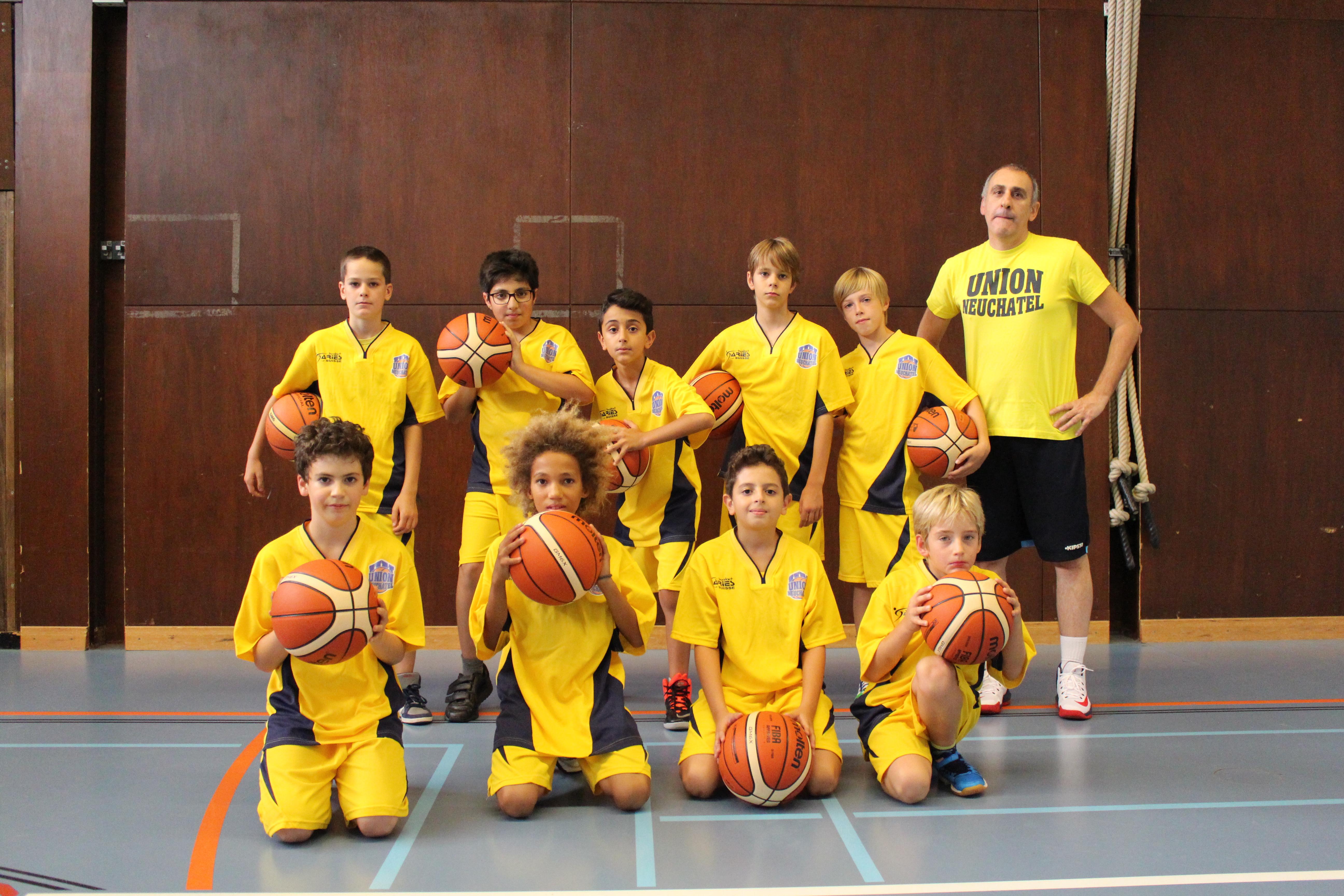 U12 - Minimes - 2ème équipe