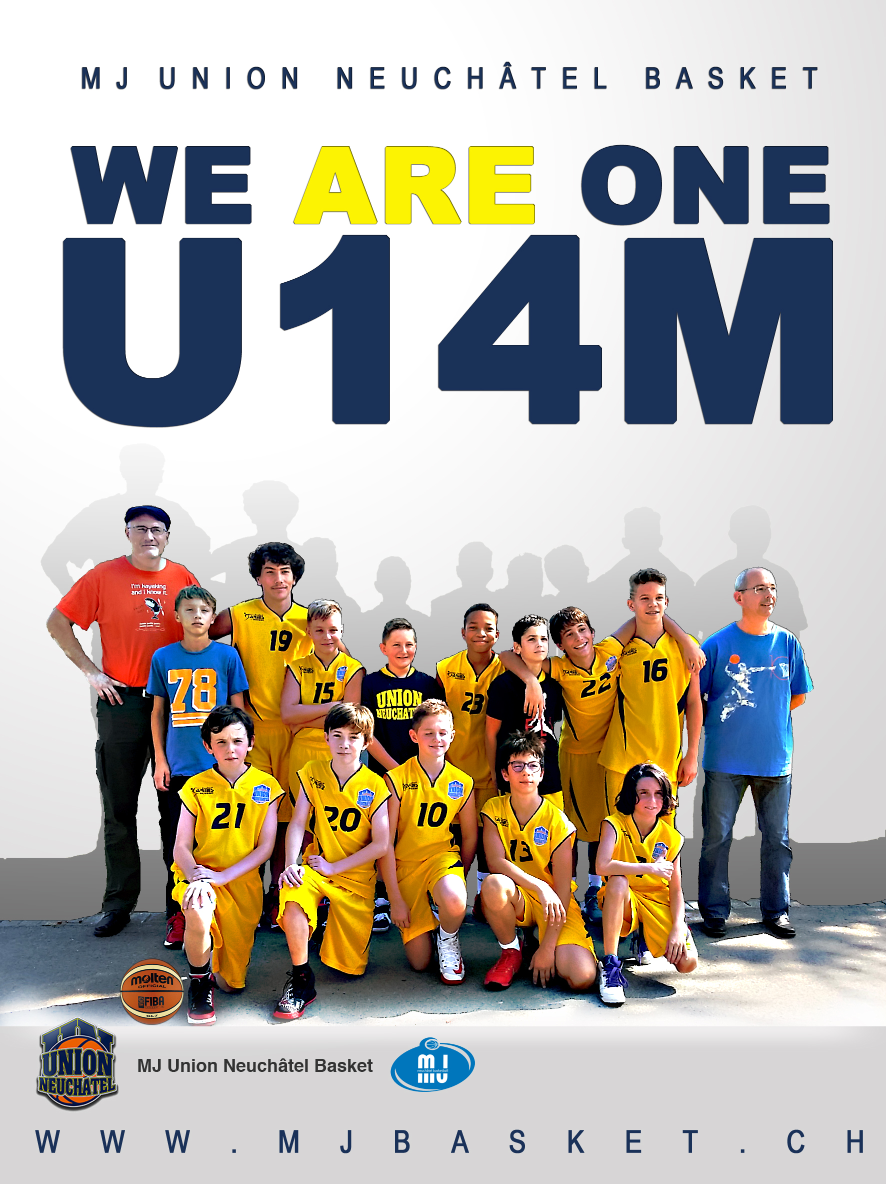 U14M - We are one!